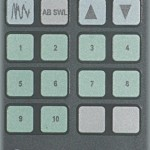 AB Short Word List Keypad